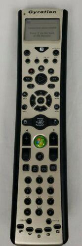 Gyration GYAR4101 remote (no receiver)  tested