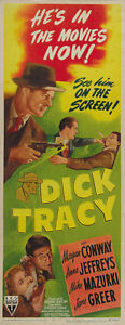 Dick-Tracy-1945-Morgan-Conway-cult-serial-movie-poster-14x36-inches-approx