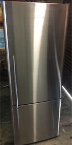 Fisher & Paykel 410L stainless steel fridge freezer Parramatta Parramatta Area Preview