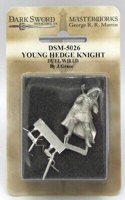 Dark Swords (Dark Sword DSM-5026 Young Hedge Knight Dual Wield (Game of Thrones) Ranger)