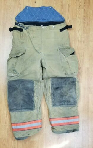 Globe GX7 Firefighter Bunker Turnout Pants 40 x 30
