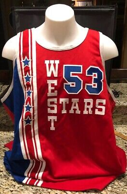 MITCHELL & NESS THROWBACK NBA ALL-STAR ARTIS GILMORE 1977-78 JERSEY SIZE 60. NWT
