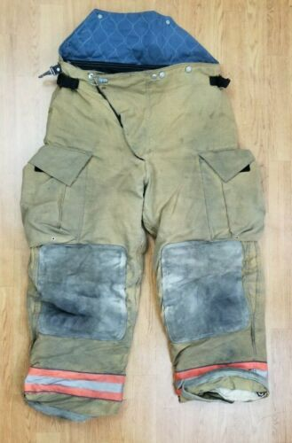 Globe GX7 Firefighter Bunker Turnout Pants 38 x 30