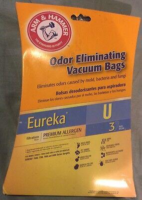 2 - Eureka Fashion U Arm and Hammer Odor Eliminating Vacuum Cleaner Bags, 62599A-6