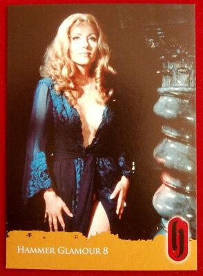 HAMMER HORROR GLAMOUR - Card C8-S2 - Ingrid Pitt - Strictly Ink 2010