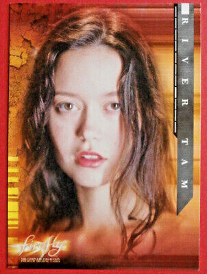 Joss Whedon's FIREFLY - Card #09 - RIVER TAM - Inkworks 2006