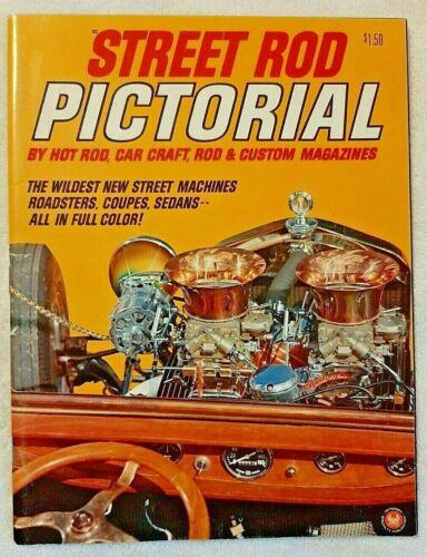 Street Rod Pictorial 1969