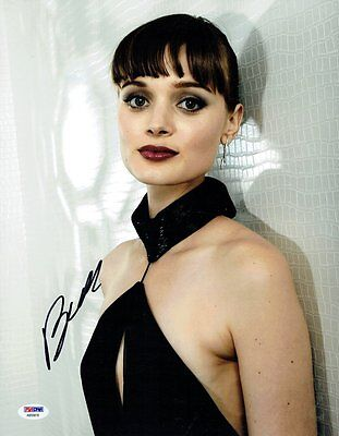 Bella Heathcote Signed Authentic Autographed 11X14 Photo Psa Dna  Ab55818
