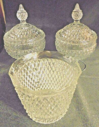 Candy Dishes set of 3