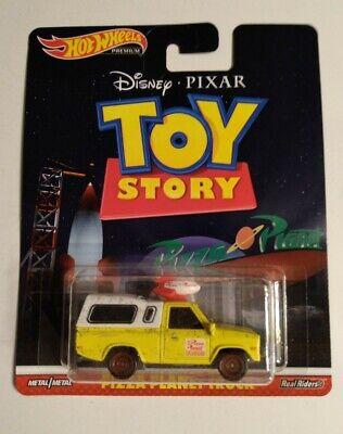 Pizza Planet Truck Toy Story Disney Pixar * 2020 Hot Wheels Retro Entertainment