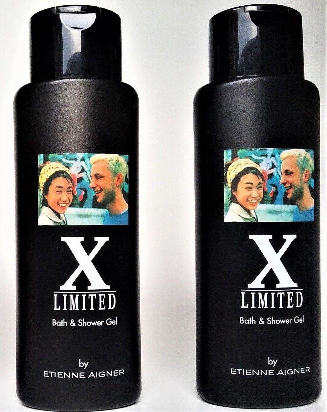 Etienne Aigner X- Limited Bath & Shower Gel  2 x 500 ml