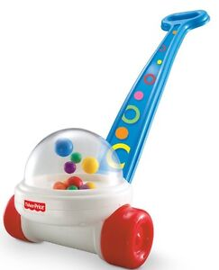 Fisher Price Brilliant Basics Corn Popper Push Toy New Toys Games Baby Toddler