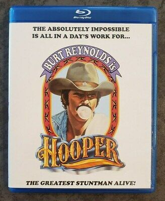 Hooper (Blu-ray Disc, 2015) Burt Reynolds