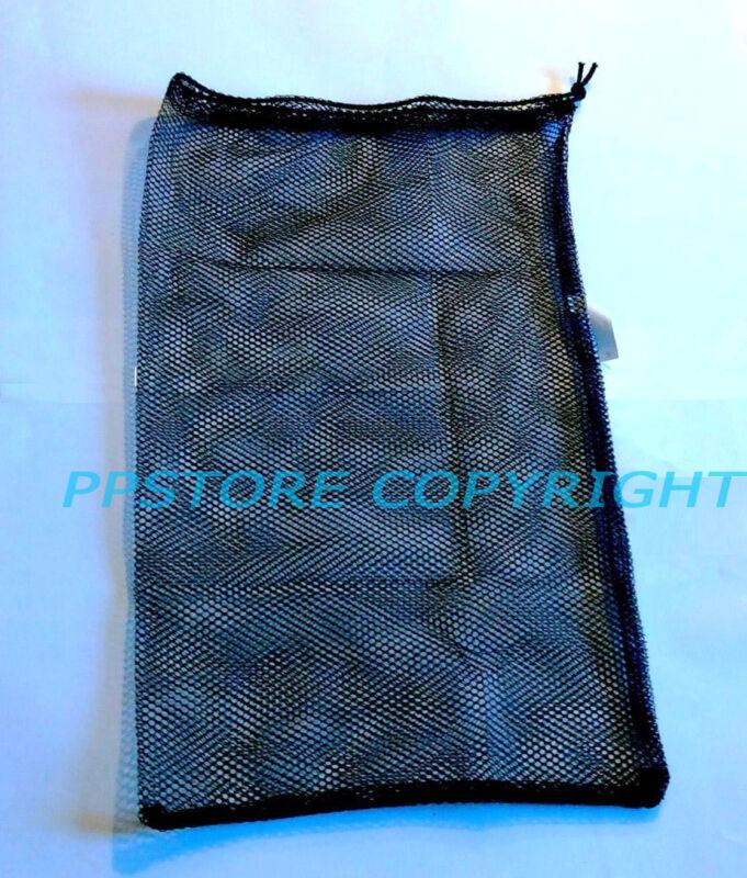 "Mesh Drawstring Bag for SCUBA Diving Snorkeling 24"" x 13"" Heavy Duty"