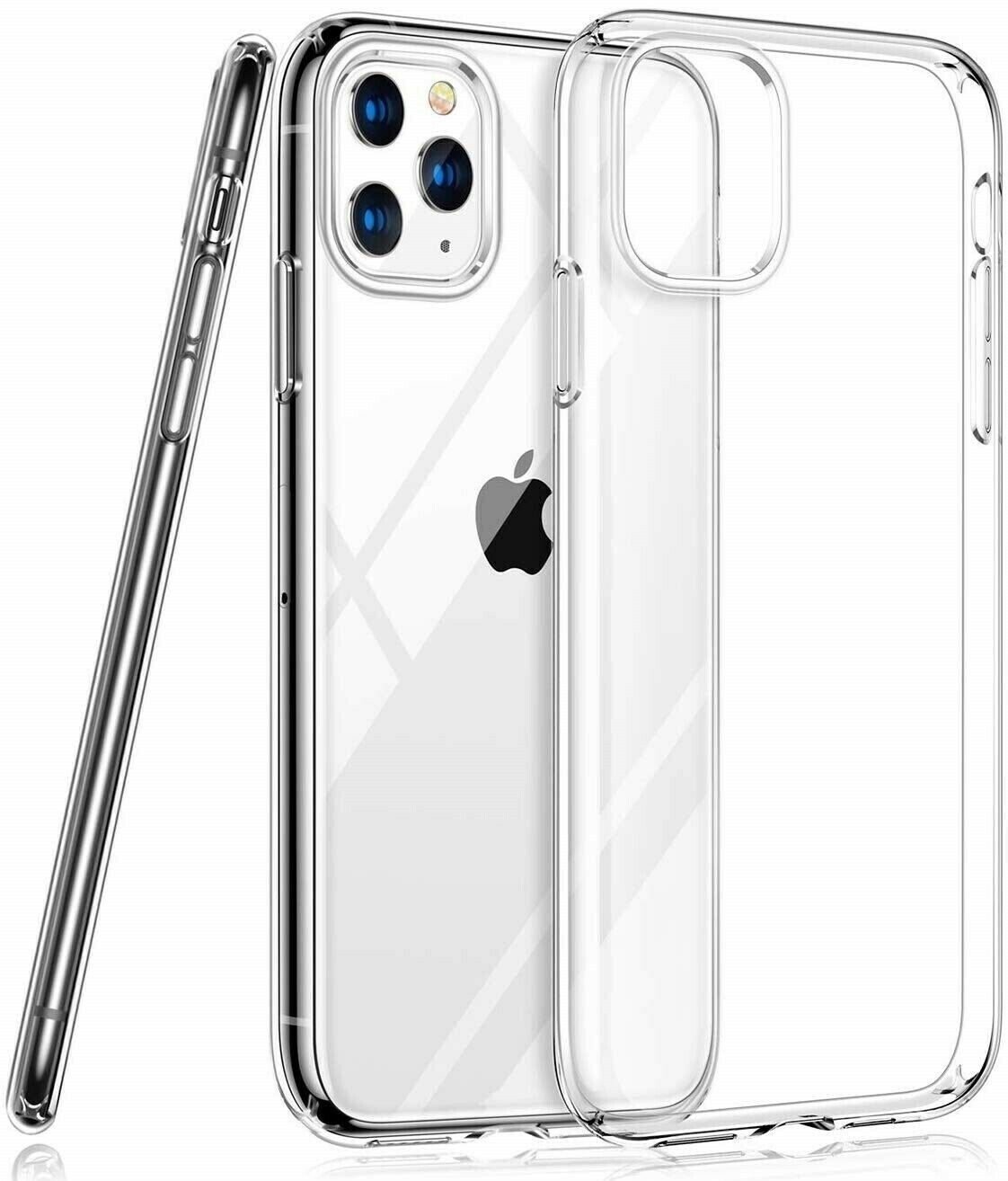 For iPhone X XS MAX XR 11 Pro MAX 7 8 Case Shockproof Silicone Bumper Cover Cases, Covers & Skins