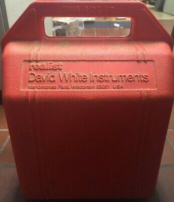 David White Instruments Level Transit