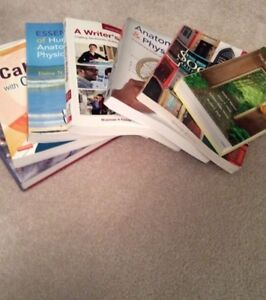 Pre-health textbook collection