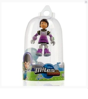 """'MILES FROM TOMORROW' LORETTA  3"""" ACTION FIGURE WITH ACCESSORY - NEW"""
