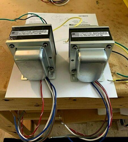 PAIR of OT22PP-DYN-USA Output Xfmr 22VA - 8K to 4/8 Ohm - Dynaco ST35 type