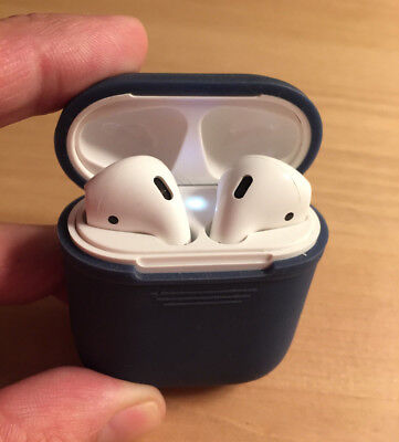 Airpods Style Premium Grade Wireless Bluetooth Earphones Headphones for iPhone