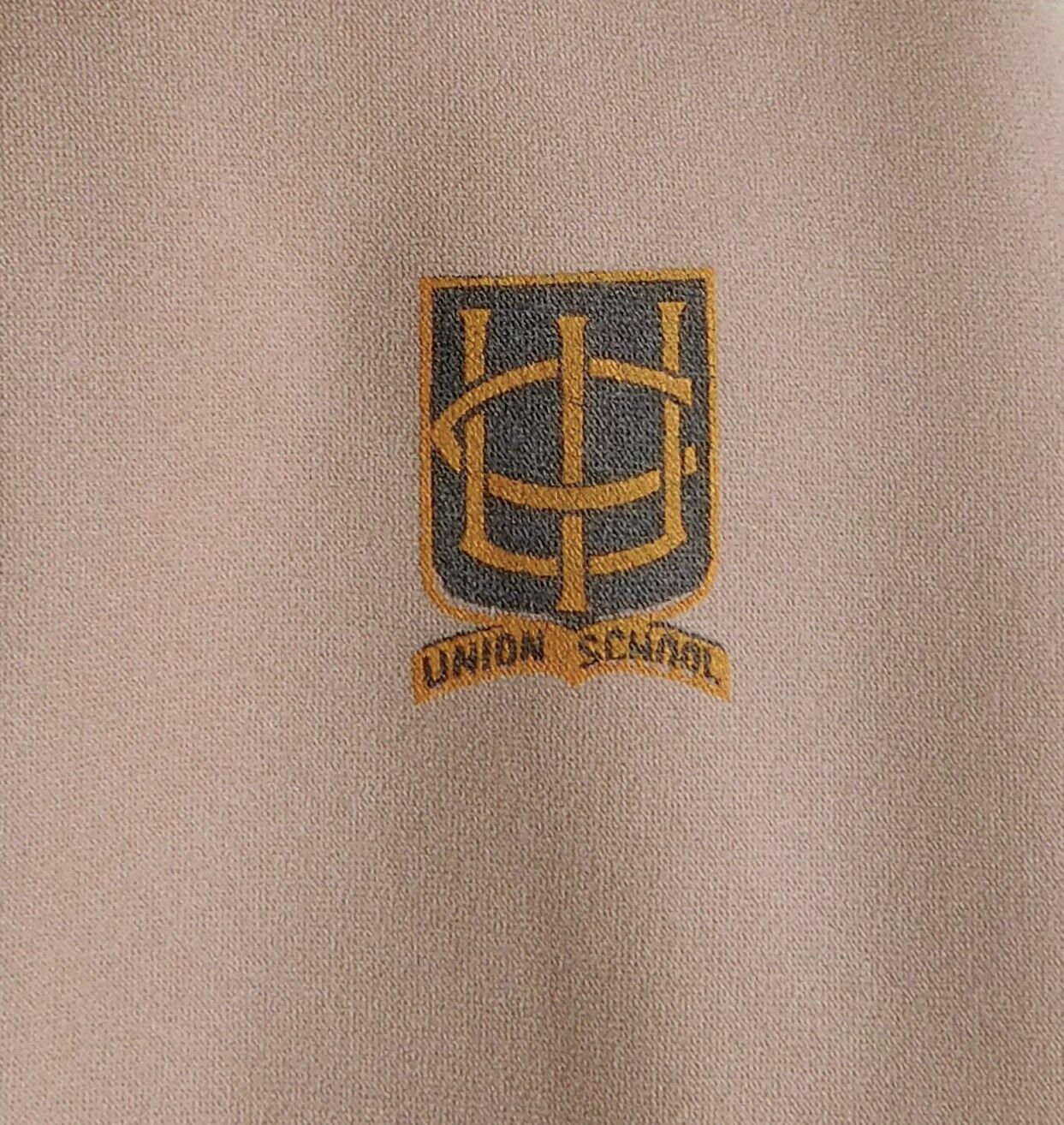 Union School tie CIU Club and Institute Union organisation member vintage