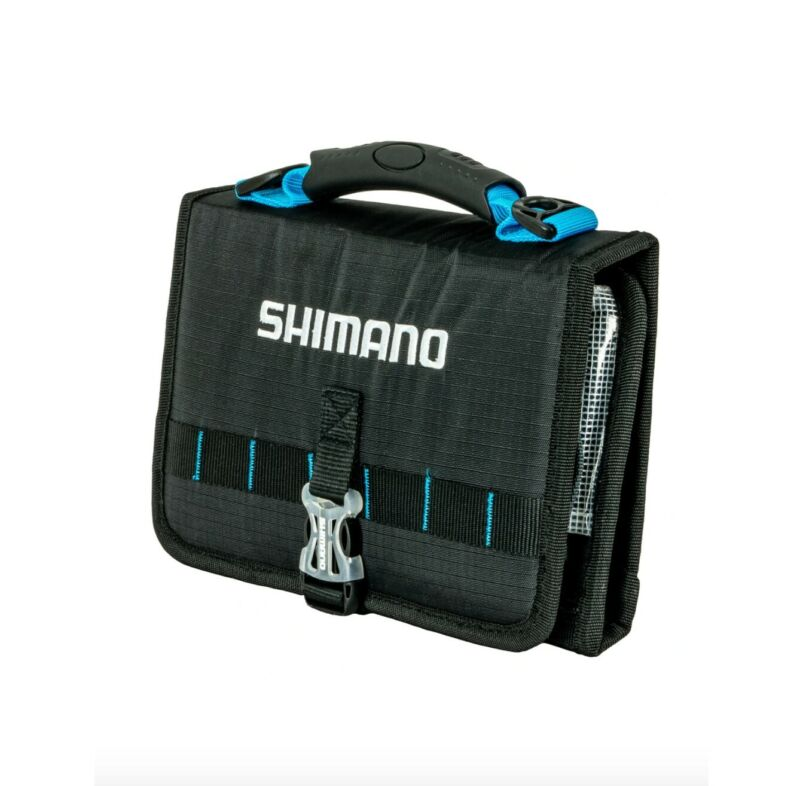 NEW SHIMANO BUTTERFLY JIG TACKLE BAG , MD