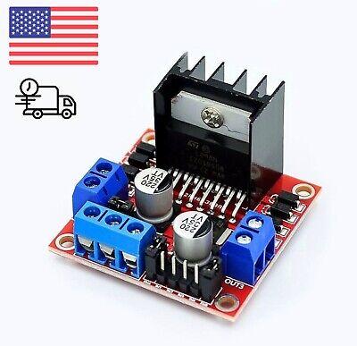 L298n Dc Stepper Motor Driver Module Dual H Bridge Control Board For Arduino