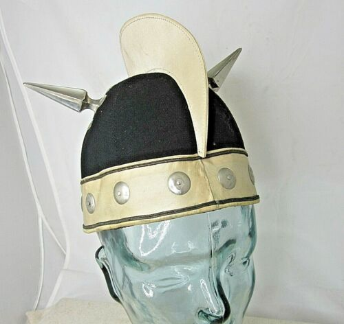 Spike Helmet Masonic Fraternal RAC Ceremonial Cap Hat  Antique Costume Roman