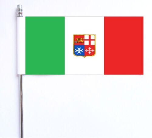 Italie Civil (Marchande) Ensigne Ultimate Table Drapeau