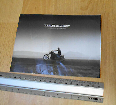 Harley Davidson 2008 Motorcyles the 105th model year catalogue