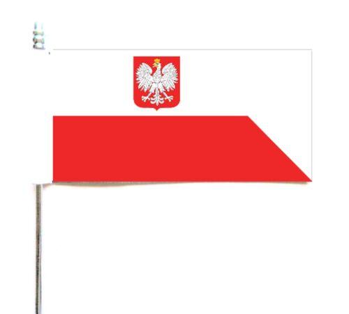 Polish Navy Ensign Ultimate Table Flag