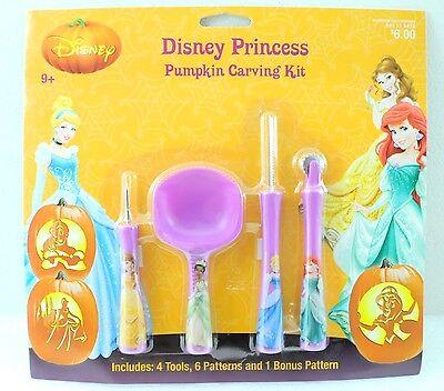 Disney Princess Pumpkin Carving Kit](Princess Pumpkin Carving)