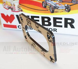 WEBER 32/36 DGV Carburetor Spacer - 5.5mm - fits DGV DGAV DGEV Weber 32/36 carbs