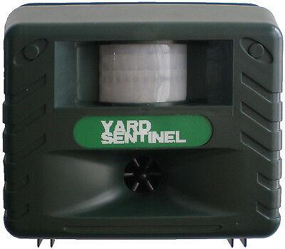 Yard Sentinel - Electronic Pest & Animal Control Repeller...