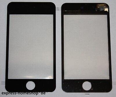 iPod 2 Touch Glas Glass Scheibe Touchscreen 2G 2 G Schwarz Black Noir Ipod Touch Touch