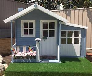 Tuff Cubbies Malibu  Acasia Hardwood Timber Kids Cubby House. Kingswood Penrith Area Preview