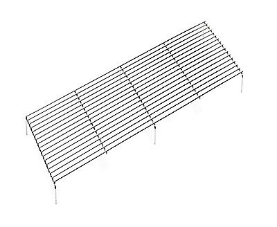 Stainless Steel Charcoal Grid 3.5mm only £10.00 for Brick BBQ Kit