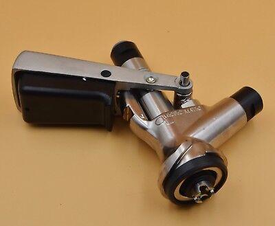 New Beer Keg Tap System S Coupler Micro Matic Ergo Lever Handle Ab Inbev