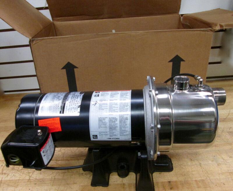 Berkeley Shallow Well Jet Pump Model: 10SJH11C NSN:4320-01-640-9892 ~NEW~