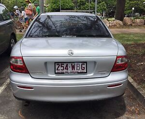 2002 Holden Commodore Sedan Surfers Paradise Gold Coast City Preview