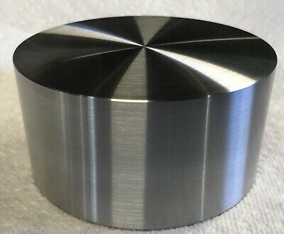 Aluminum Round Disc 4 Diameter X 2 Thick Bar Plate Many Sizes Listed Usa