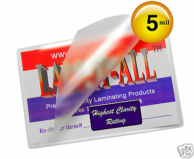 Lam-it-all Hot Laminating Pouches 12 X 18-inch Menu Pk Of 200 Clear 5 Mil