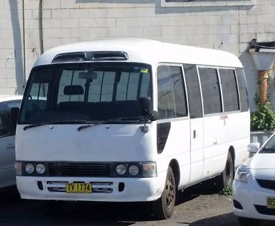 Toyota Coaster Bus 1993
