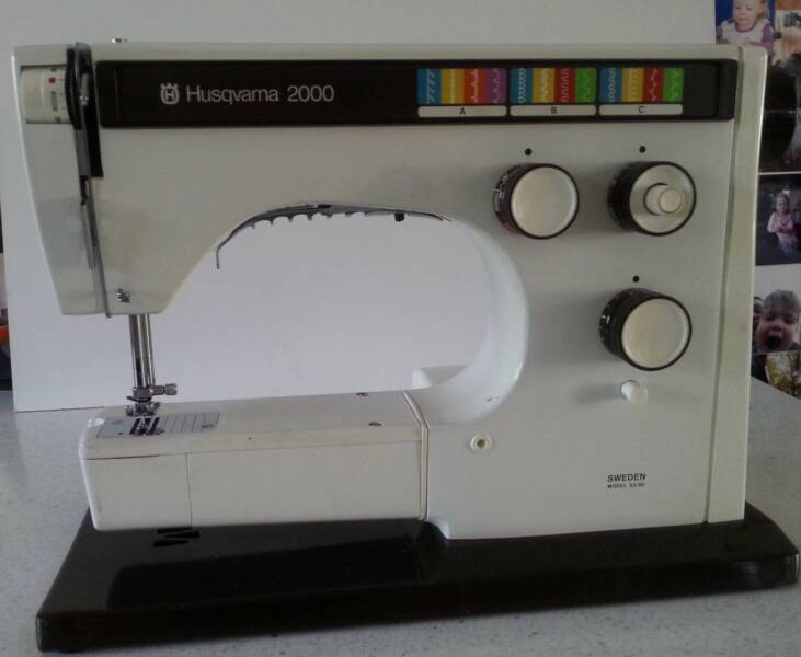 HUSQVARNA 40 SEWING MACHINE Sewing Machines Gumtree Australia Custom Husqvarna Sewing Machine Repairs Melbourne