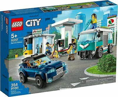 LEGO CITY 60257 - STAZIONE DI SERVIZIO