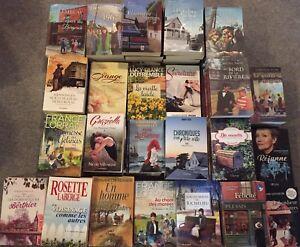 Livres - Séries - Québécois - Récent