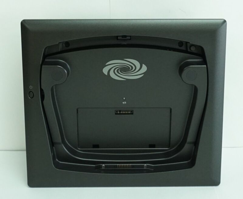 Crestron TPMC-8X-DSW In Wall Docking Station 6504859 for TPMC-8X Touchpanel