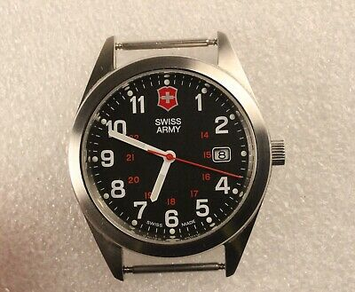 Victorinox Swiss Army Stainless Steel  Men's Quartz  Watch