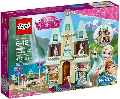 LEGO 41068 Disney Princess Frozen Arendelle Castle Celebration 477pcs BUILD NEW