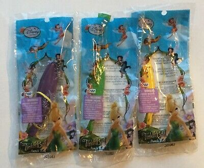 (lot 3) Punch TinkerBell Fairies Disney Inflatable PUNCH
